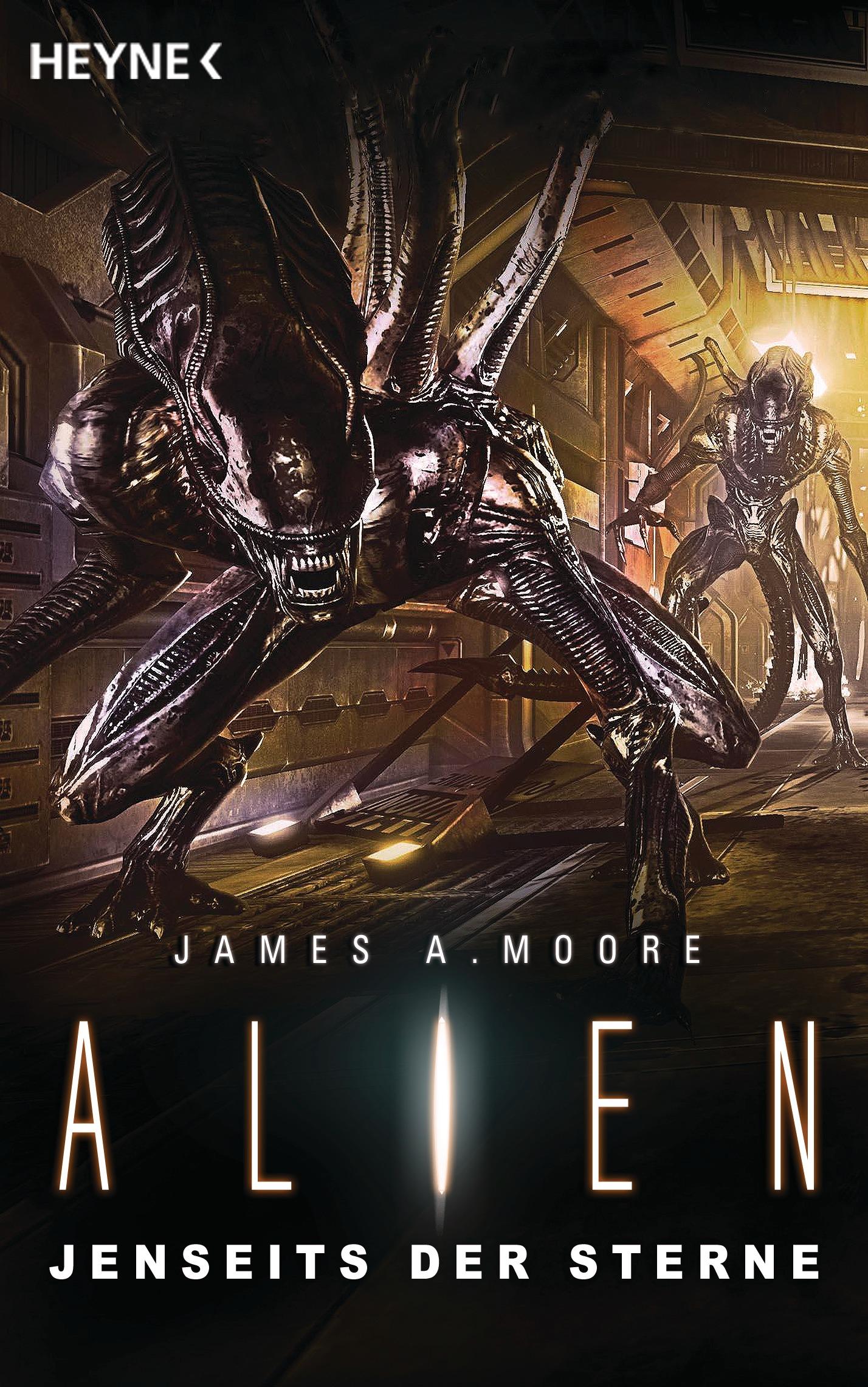 Alien - Jenseits der Sterne - James A. Moore