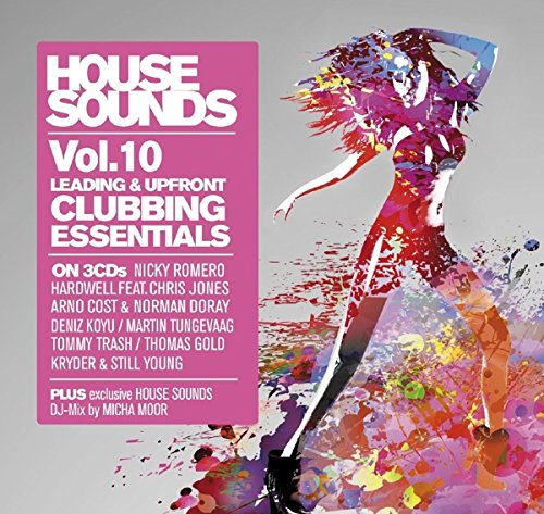Various - House Sounds Vol.10
