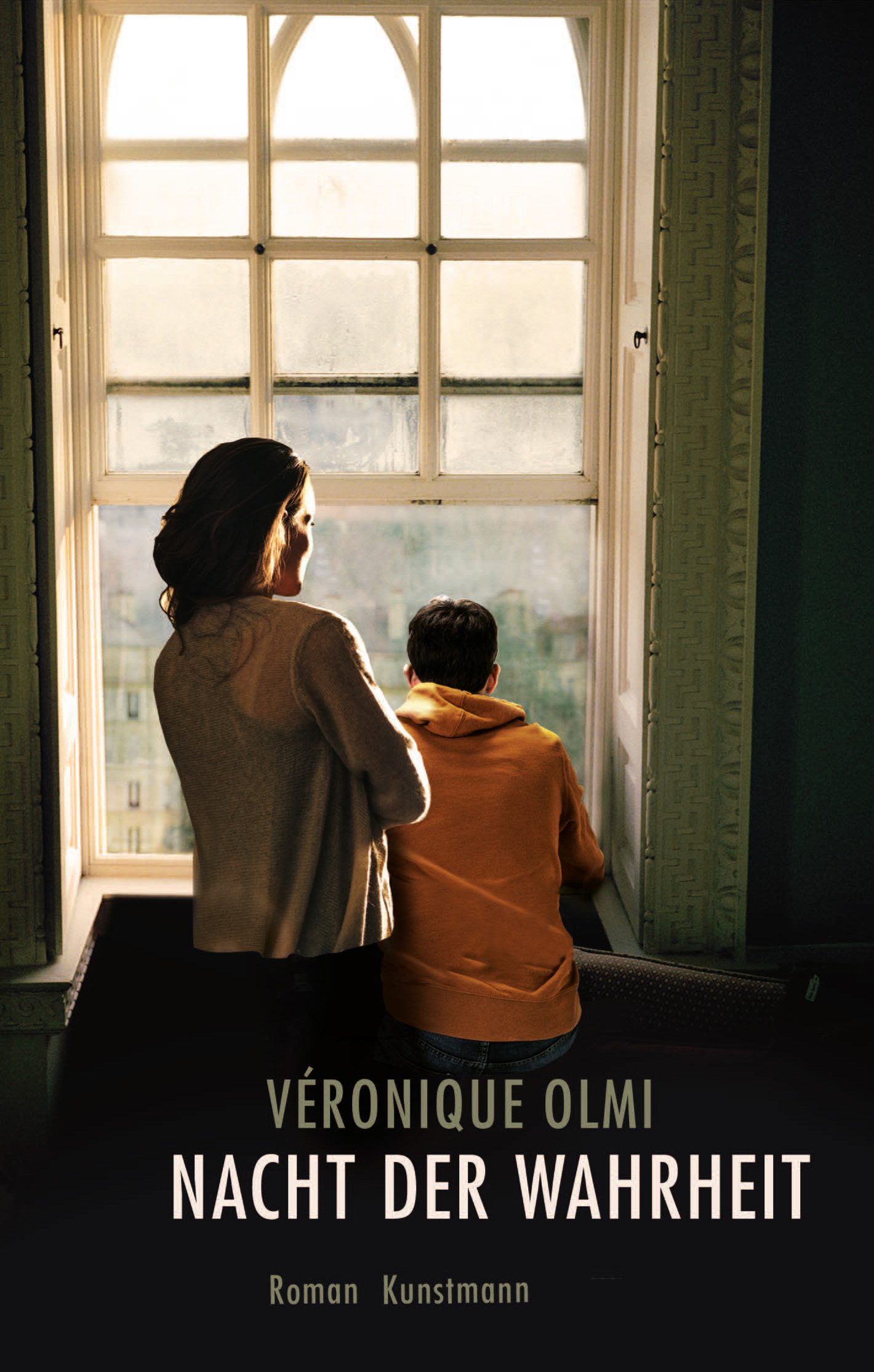 Nacht der Wahrheit - Véronique Olmi