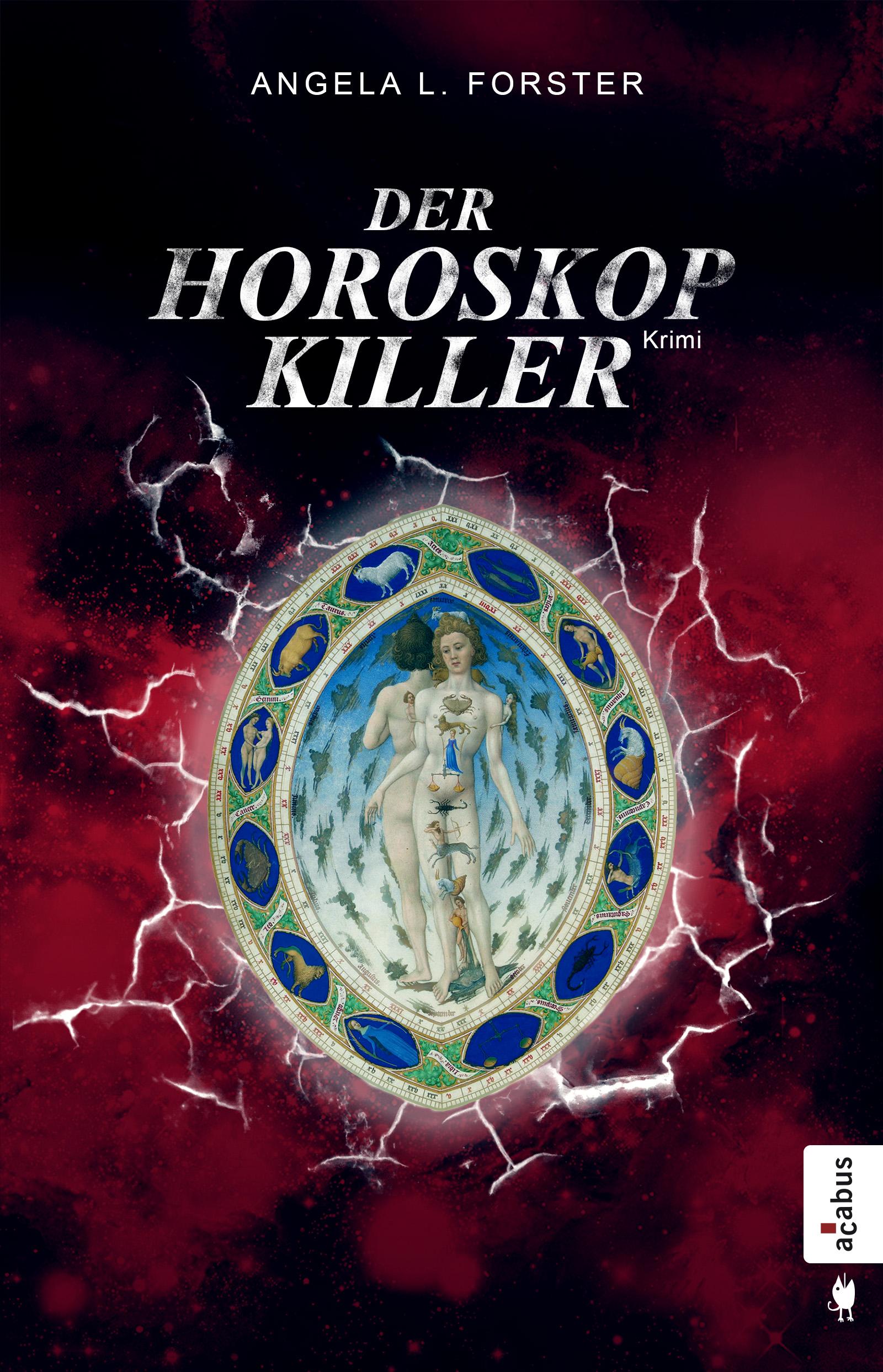 Der Horoskop-Killer: Ein Krimi zwischen München...