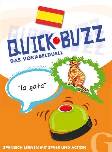 QUICK BUZZ - Das Vokabelduell - Spanisch: Sprac...
