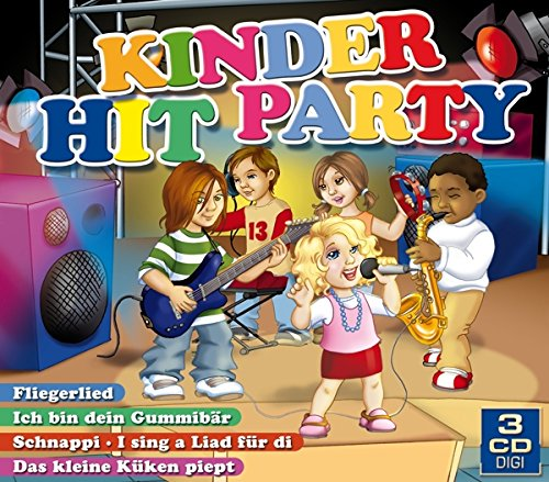 Various - Kinder Hit Party