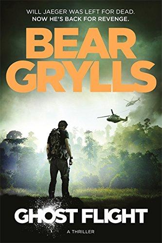 Ghost Flight - Grylls, Bear