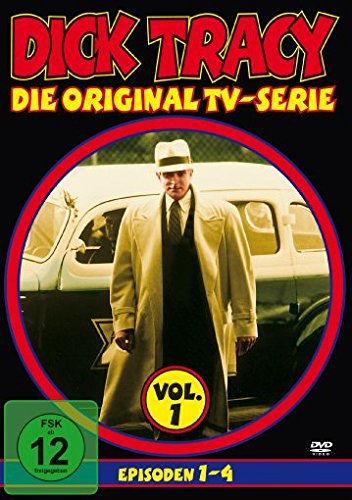 Dick Tracy - Die original TV-Serie, Vol. 1