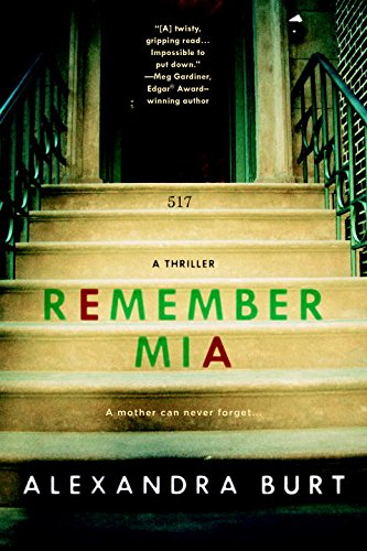 Remember Mia - Burt, Alexandra