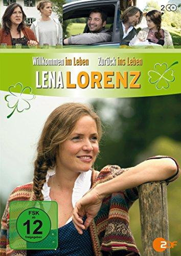 Lena Lorenz - Willkommen im Leben / Zurück ins Leben [2 DVDs]