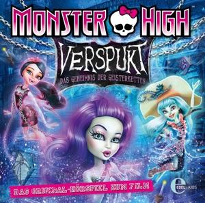 Monster High - Monster High - Verspukt: Das Geh...