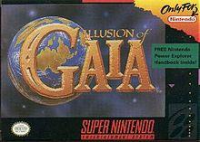 Illusion Of Time [Nintendo Super NES]