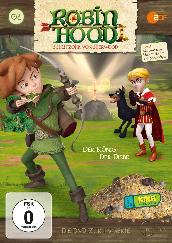Robin Hood - Schlitzohr von Sherwood Der König der Diebe, Folge 2
