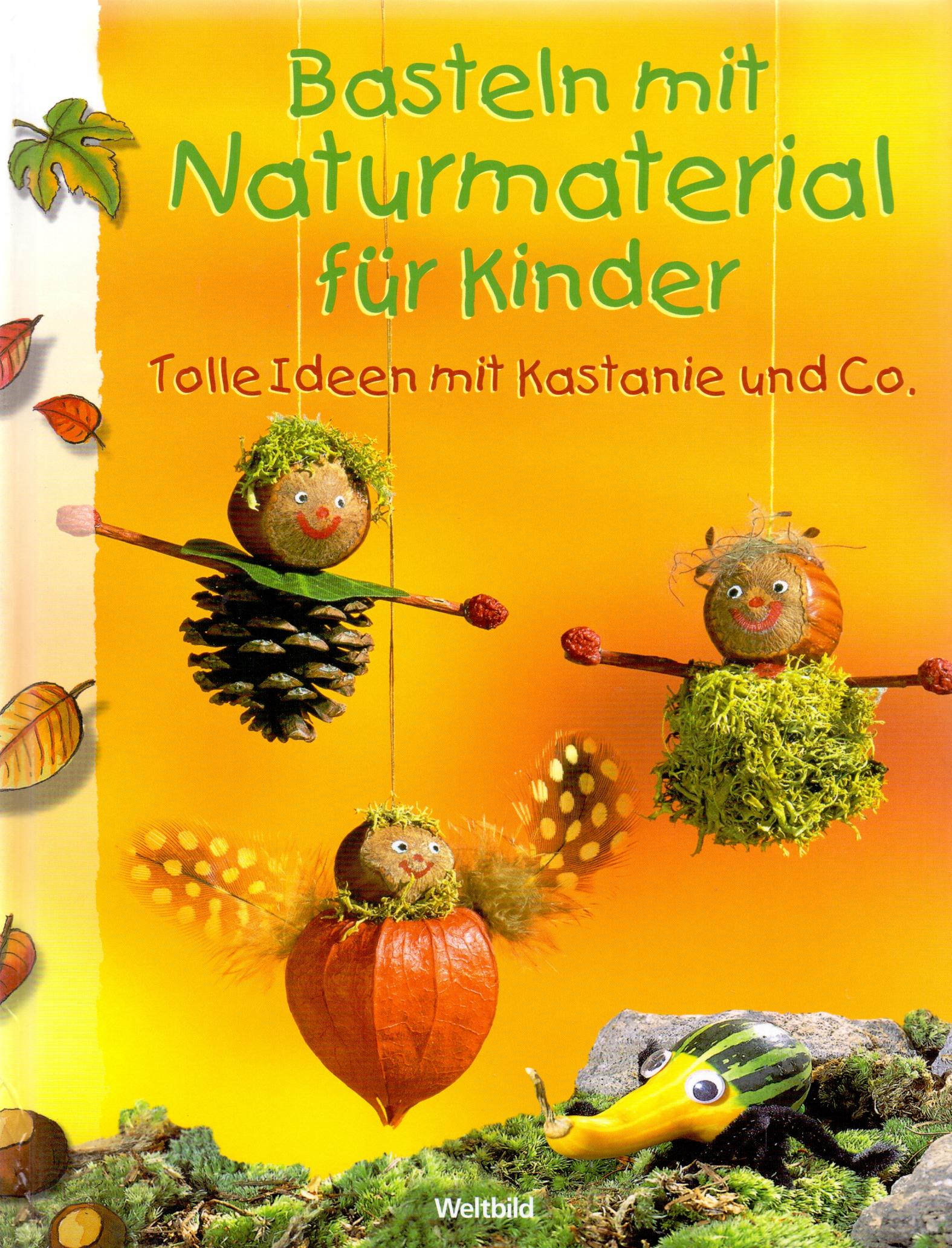 Ergebnisse zu: Naturmaterial  Kinder-Basteln.de
