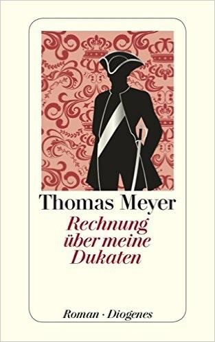 Rechnung über meine Dukaten - Meyer, Thomas