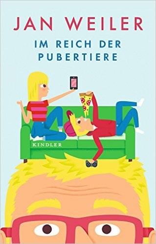Im Reich der Pubertiere - Weiler, Jan