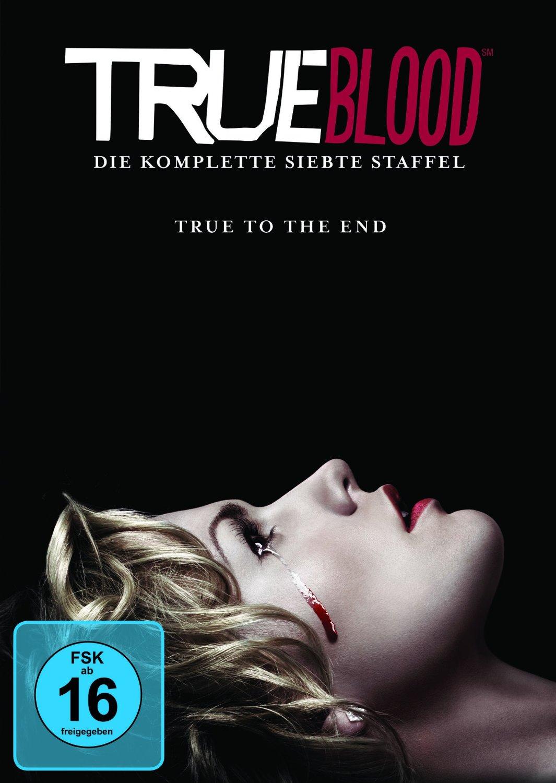 True Blood - Die komplette siebte Staffel [4 DVDs]