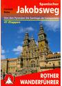 Rother Wanderführer: Spanischer Jakobsweg - Von den Pyrenäen bis Santiago de Compostela - 41 Etappen - Cordula Rabe [Broschiert, 3. Auflage 2007]