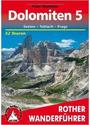 Rother Wanderführer: Bergwanderungen in den Dolomiten: Band 5 - Sexten, Toblach, Prags - 52 Touren - Franz Hauleitner [Auflage 2009]