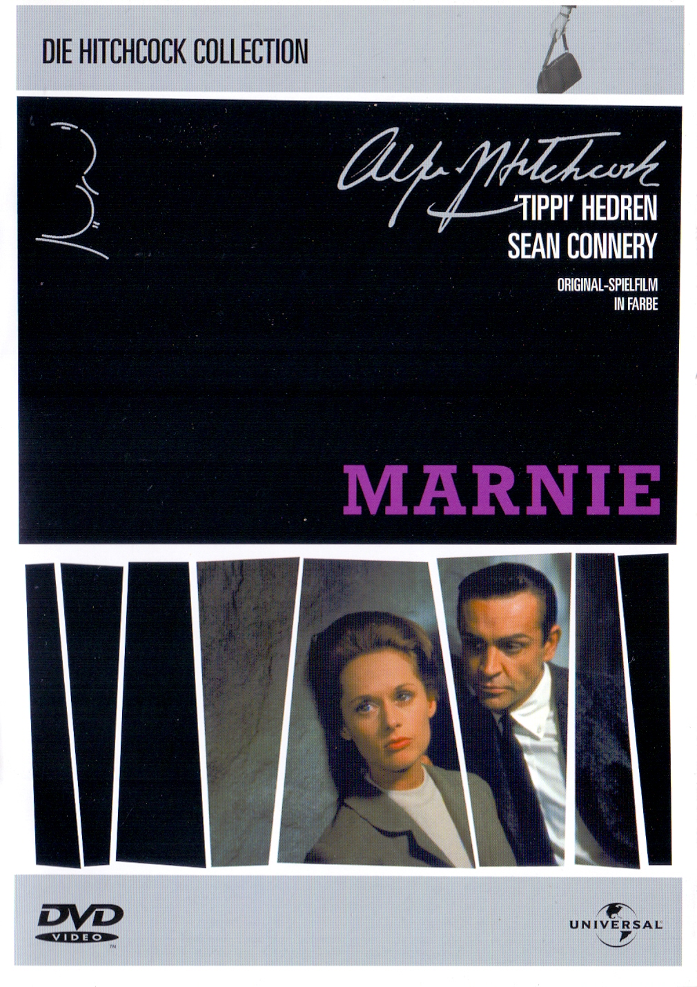 Die Hitchcock Collection: Marnie