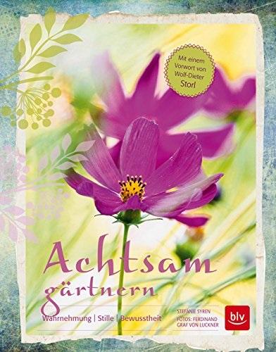 Achtsam gärtnern: Wahrnehmung Stille Bewusstheit - Stefanie Syren