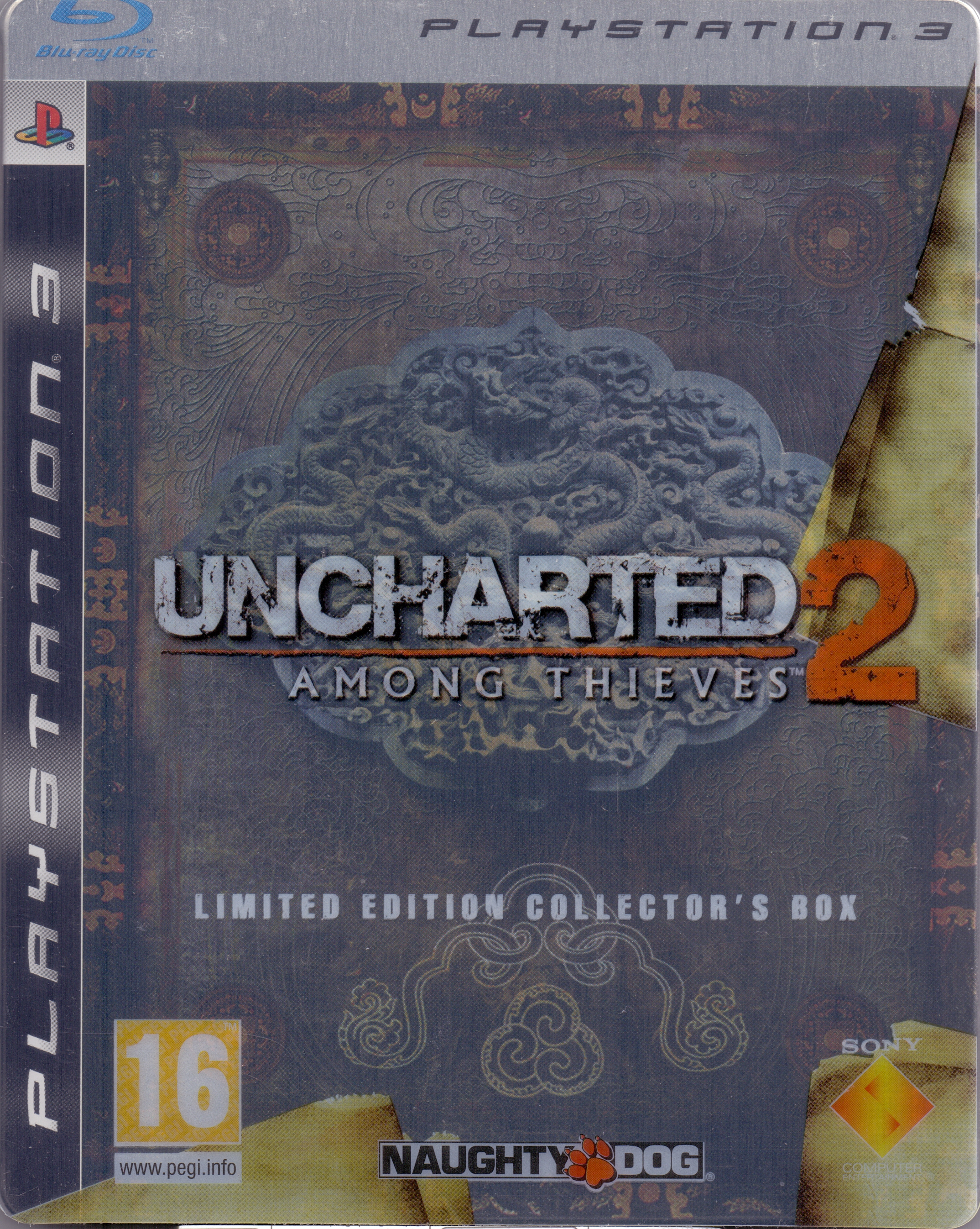 Uncharted 2: Among Thieves [Limited Edition Collector´s Box, Internationale Version]