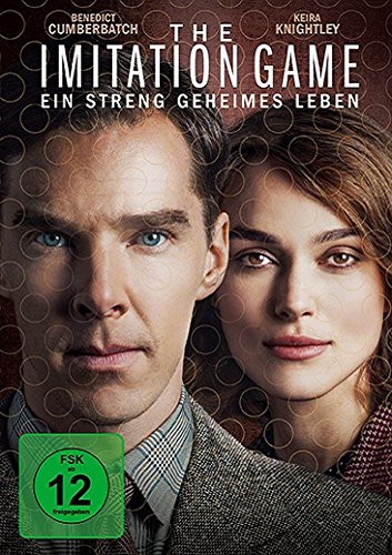 The Imitation Game - Ein streng geheimes Leben - Andrew Hodges