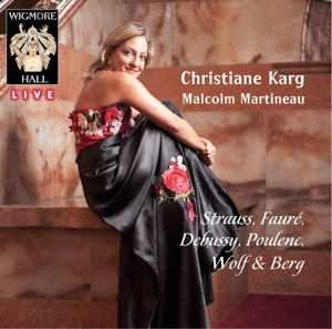 Karg,Christiane - Songs By Strauss/Faure/Debussy