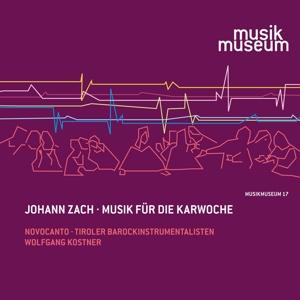 Wolfgang Kostner - Musik für die Karwoche