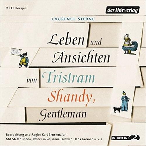 Leben und Ansichten von Tristram Shandy, Gentleman - Sterne, Laurence
