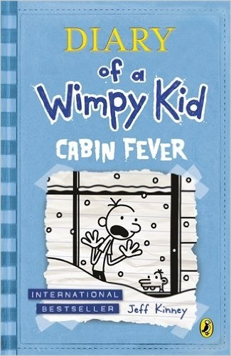 Diary of a Wimpy Kid: Book 6 - Cabin Fever - Jeff Kinney