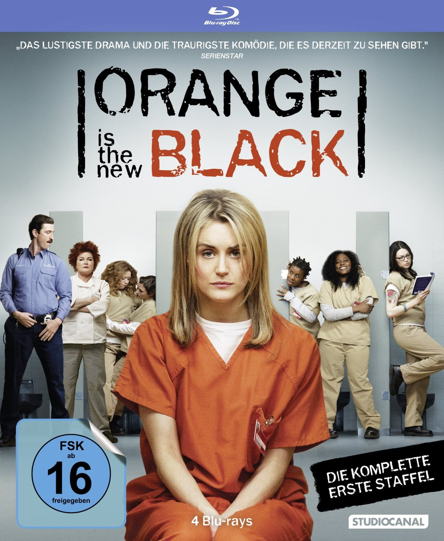 Orange is the New Black - 1. Staffel