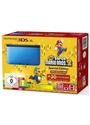 Nintendo 3DS XL blau [inkl. New Super Mario Bros 2]