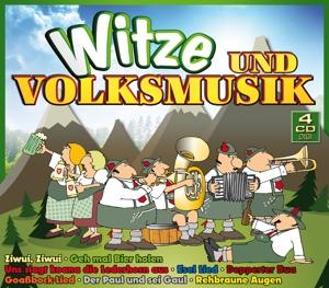Various - Witze & Volksmusik