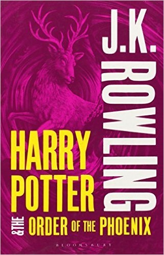 Harry Potter 5 and the Order of the Phoenix (Harry Potter 5 Adult Cover) - Rowling, Joanne K.