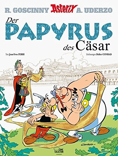 Asterix 36: Der Papyrus des Cäsar - Ferri, Jean-Yves