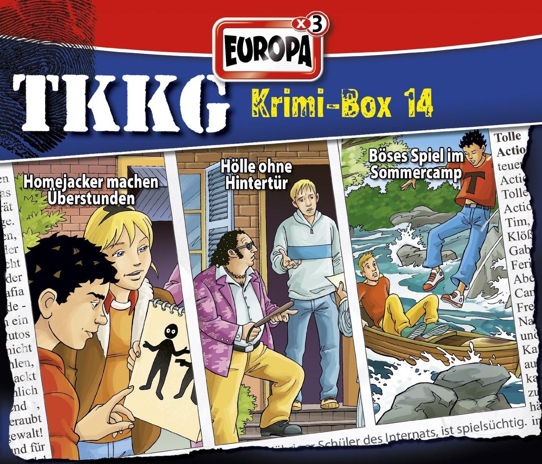 TKKG: Folgen 132 / 147 / 159 [3er Box]
