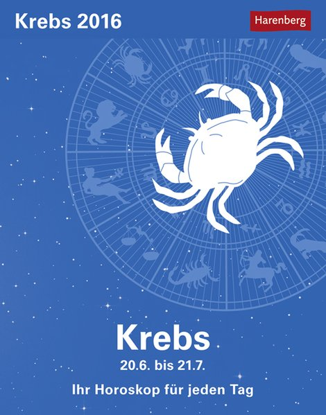 Krebs 2016: Ihr Horoskop für jeden Tag - Satori...