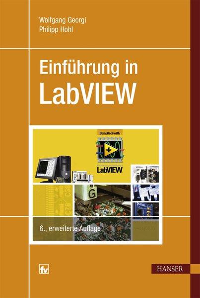 Einführung in LabVIEW - Georgi, Wolfgang