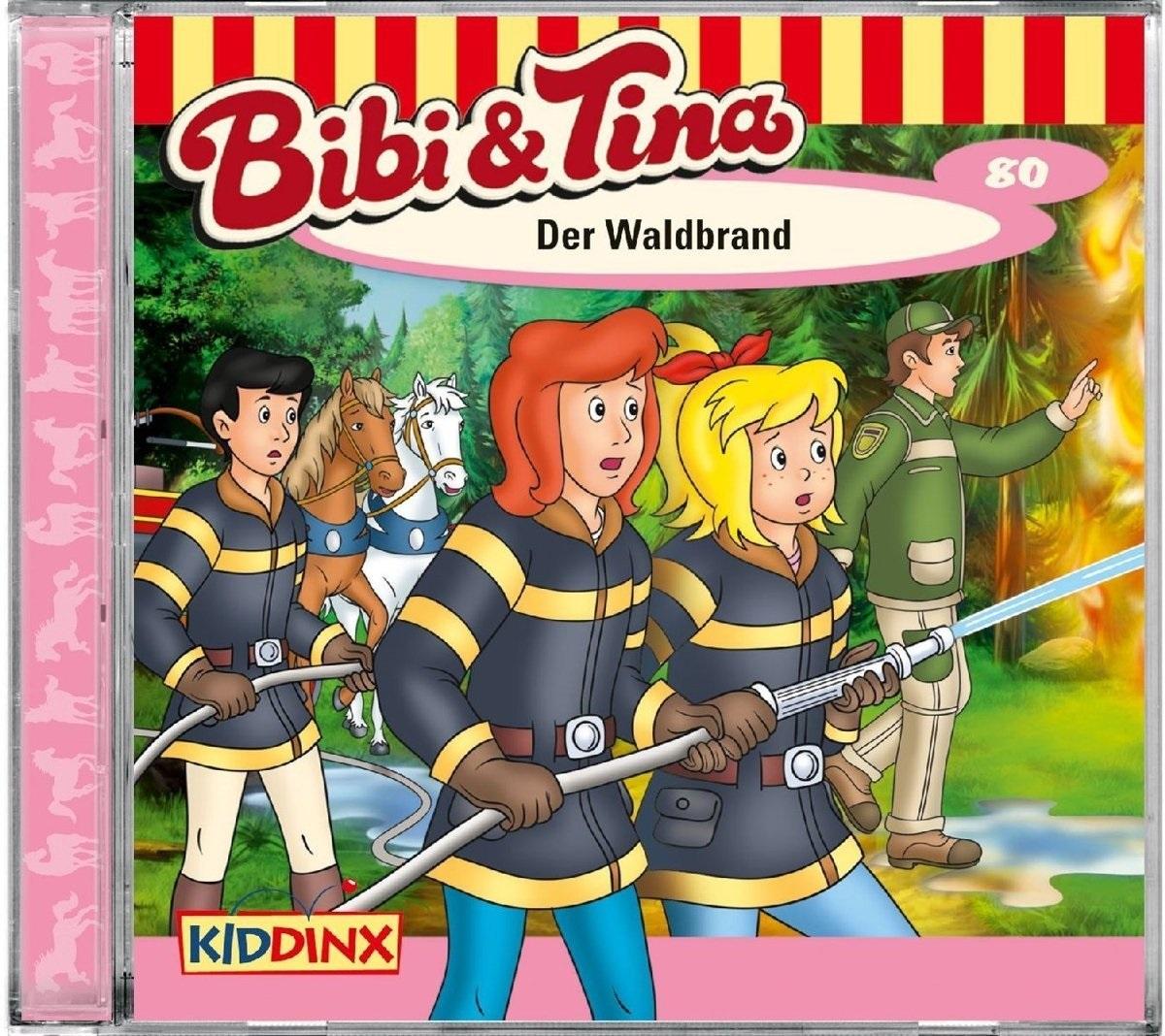 Bibi und Tina - Folge 80: der Waldbrand