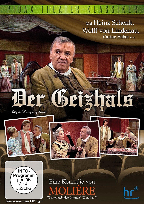 Der Geizhals [Pidax Theater-Klassiker]