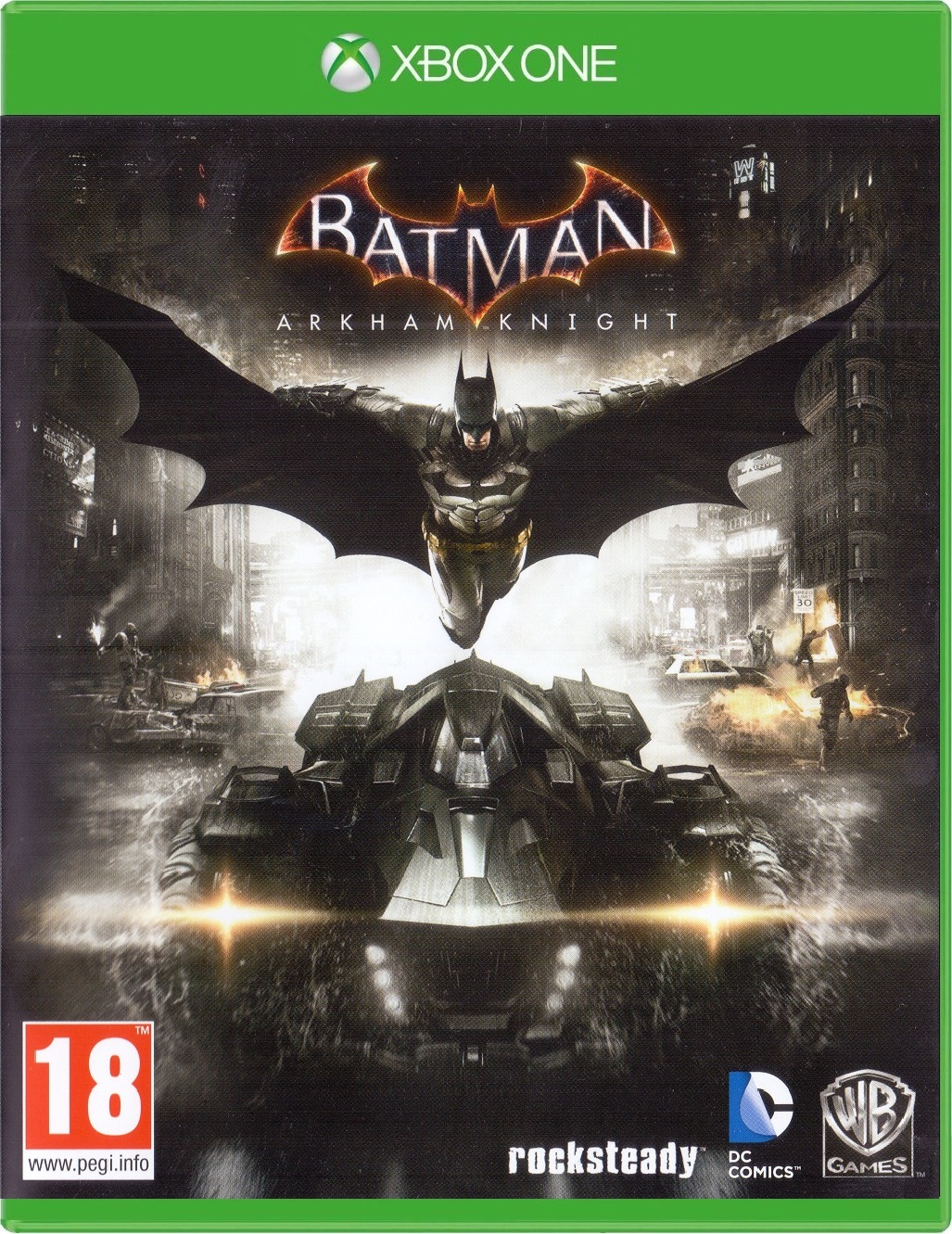 Batman: Arkham Knight [Internationale Version]