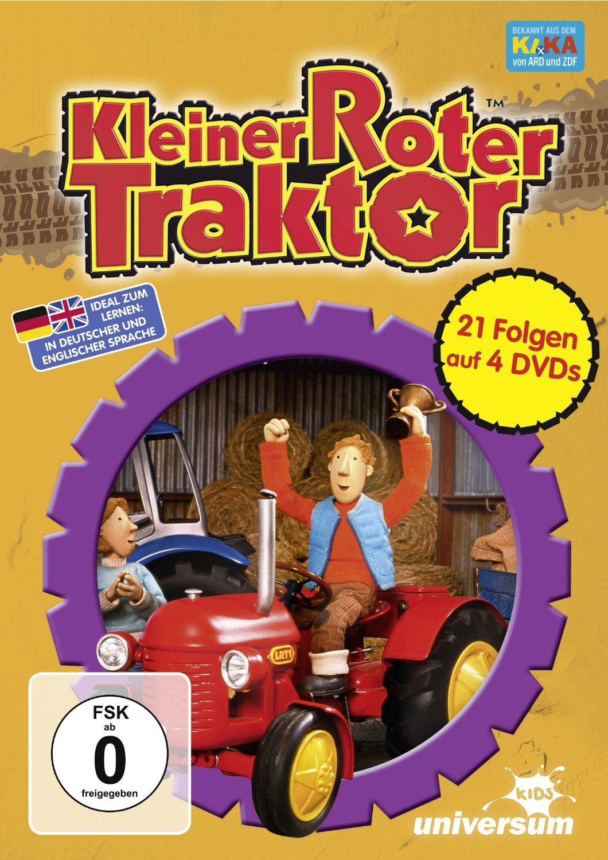 Kleiner roter Traktor 09-12 [4 DVDs]