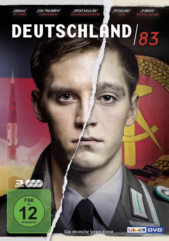 Deutschland 83: Staffel 1 [3 DVDs]