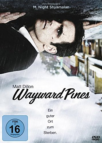 Wayward Pines: Ein guter Ort zum Sterben [3 DVDs]