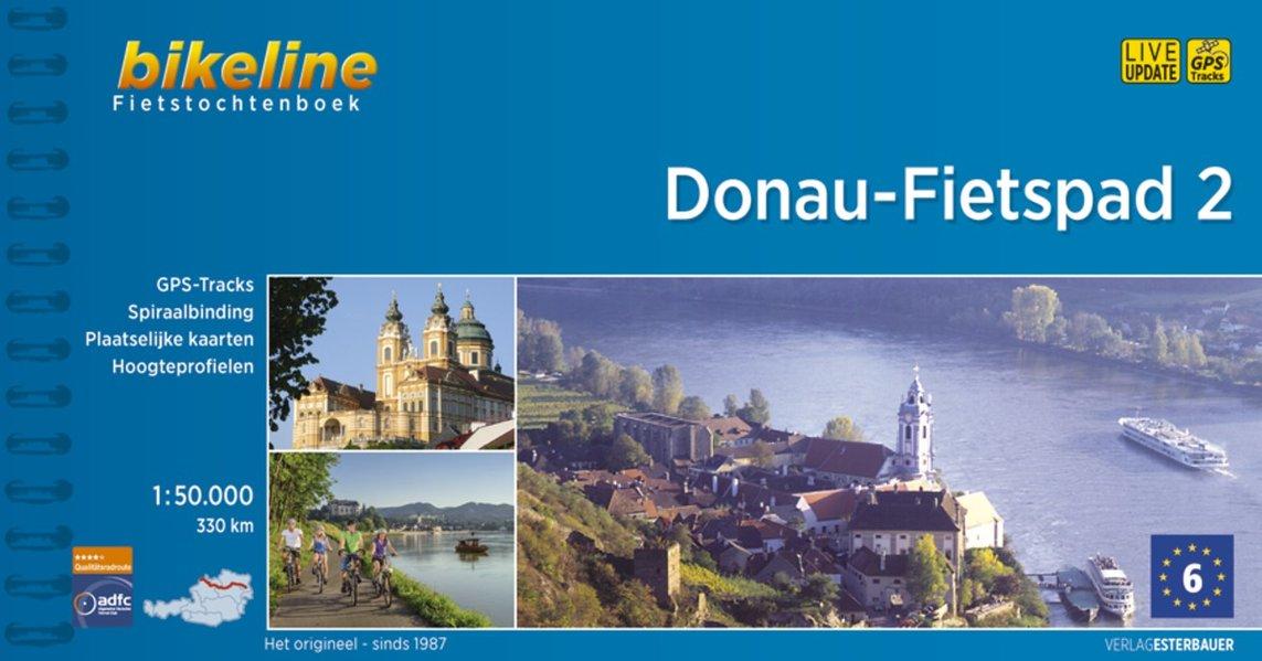Donau-Fietspad: Oostenrijk Von Passau naar Wene...