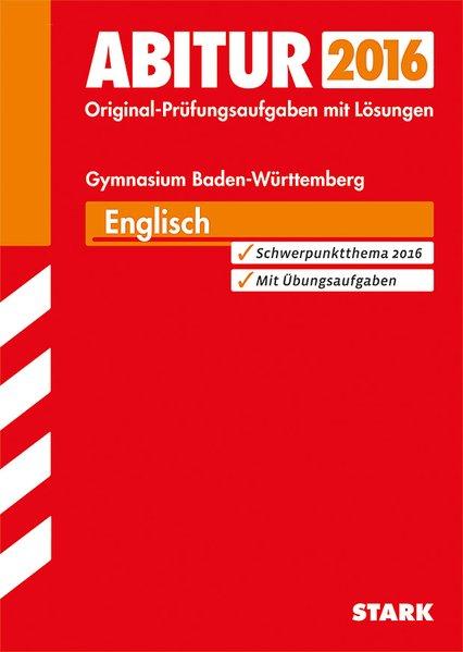 Abiturprüfung Baden-Württemberg - Englisch - Jacob