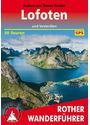 Lofoten: und Vesteralen. 50 Touren. Mit GPS-Daten - Andrea Kostial