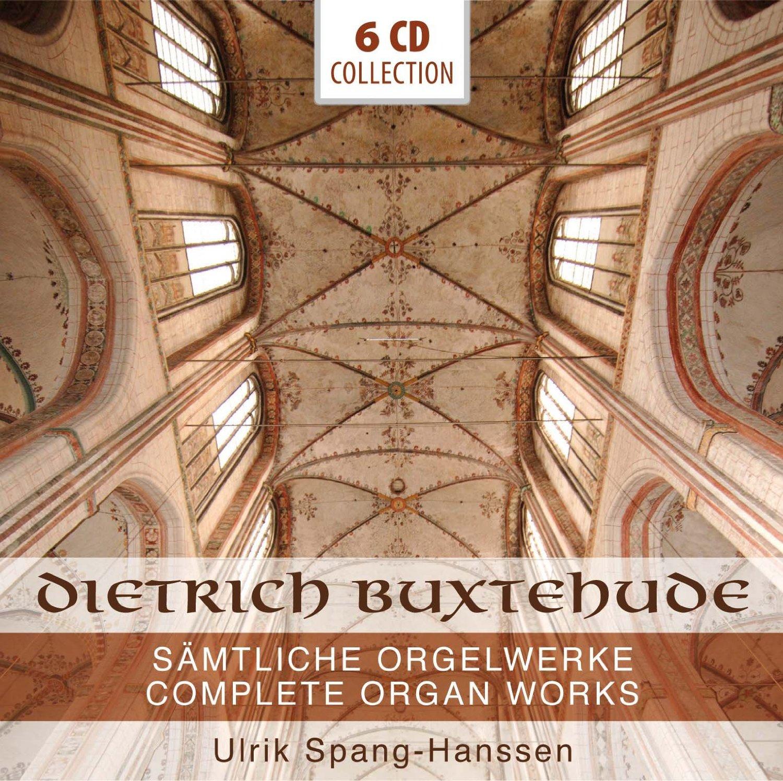 Buxtehude: Sämtliche Orgelwerke - Ulrik Spang-Hanssen