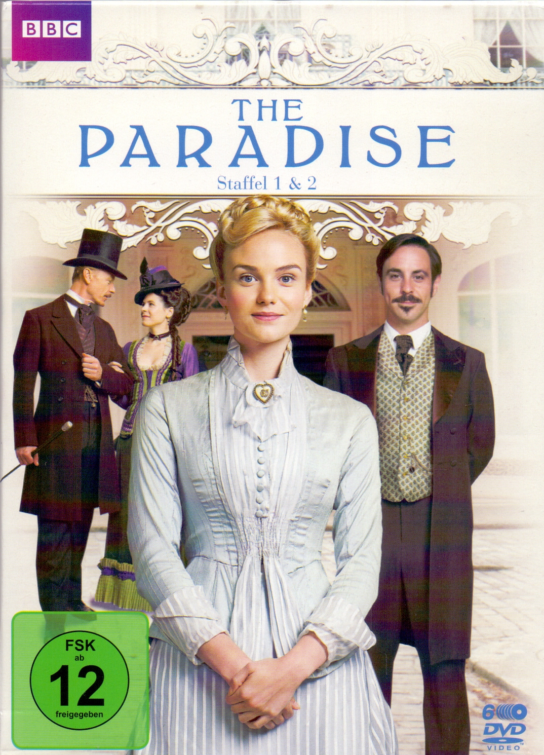 The Paradise: Staffel 1 & 2 [6 DVDs]