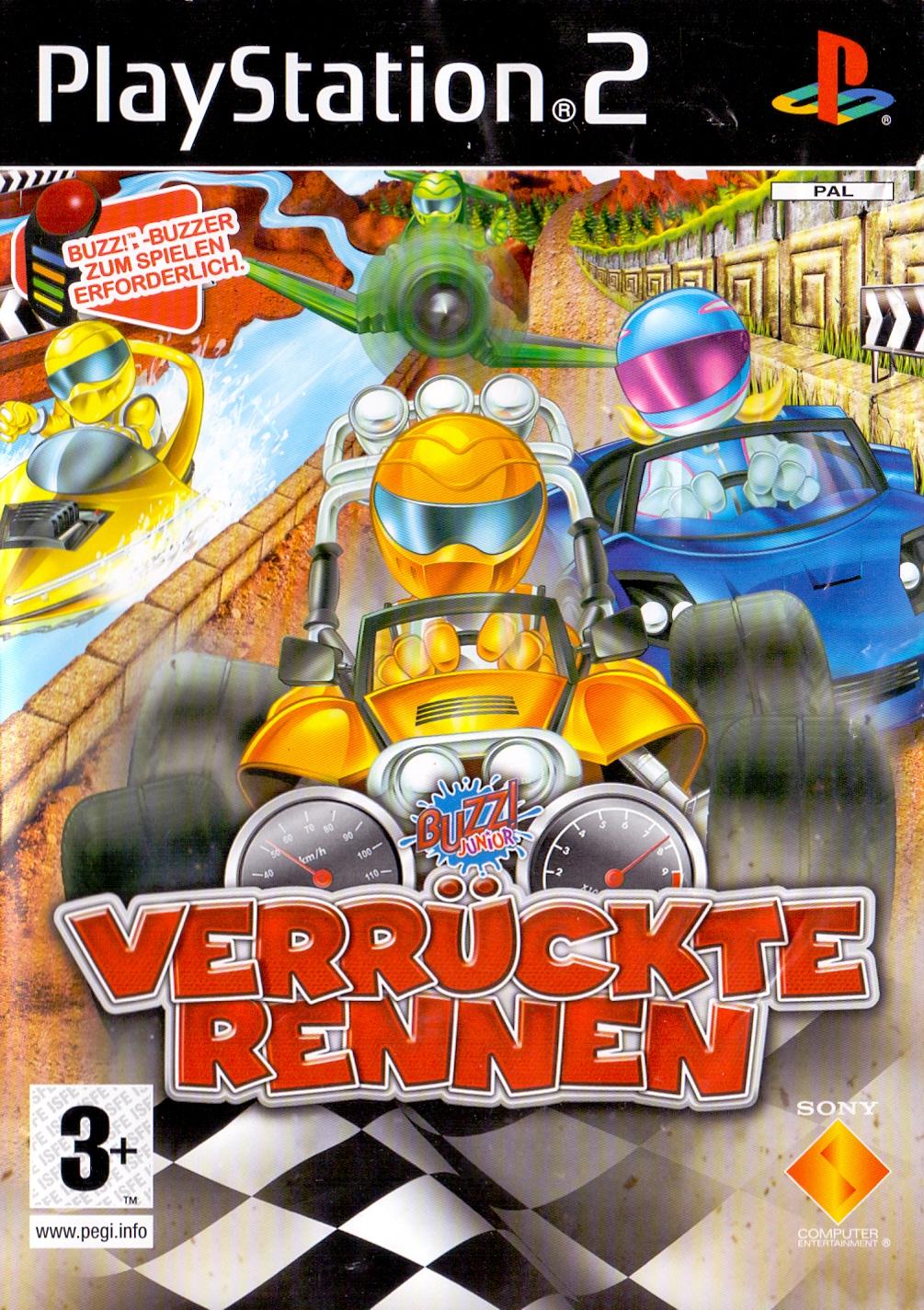 Buzz! Junior: Verrückte Rennen [Internationale ...