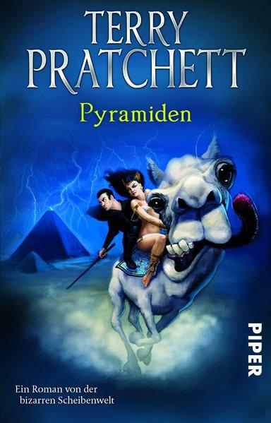Pyramiden: Ein Roman von der bizarren Scheibenwelt (Terry Pratchetts Scheibenwelt) - Pratchett, Terry