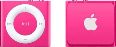 Apple iPod shuffle 4G 2GB pink [2015]