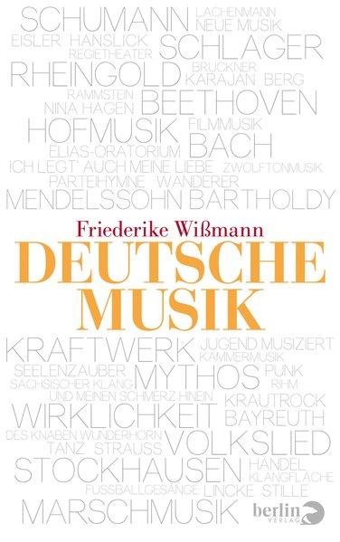Deutsche Musik - Wißmann, Friederike